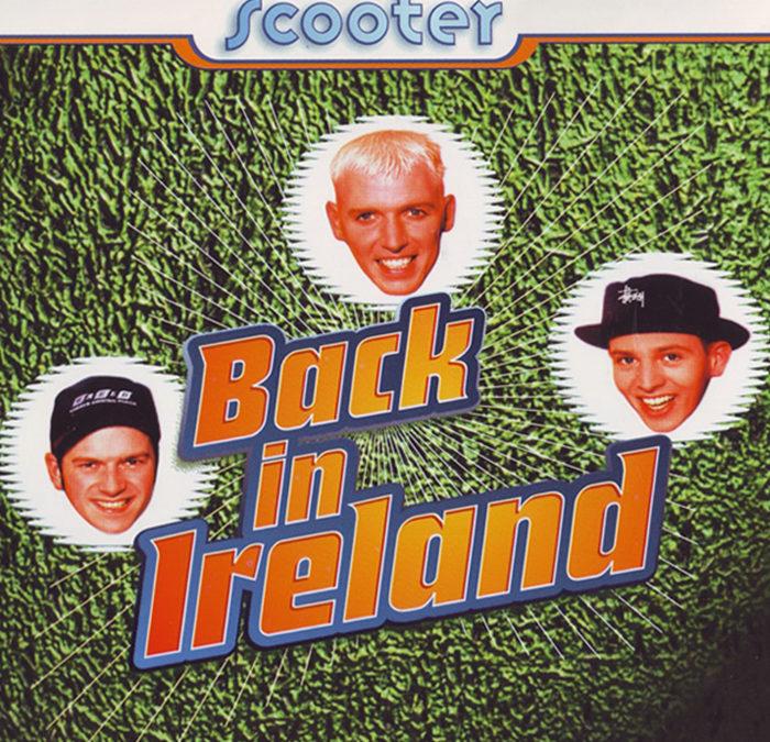 Back In Ireland