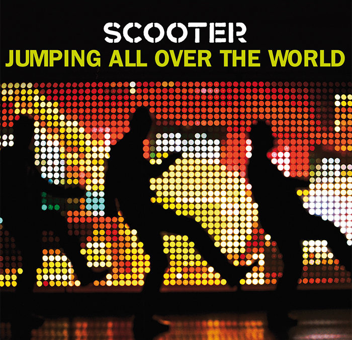 Jumping All Over The World