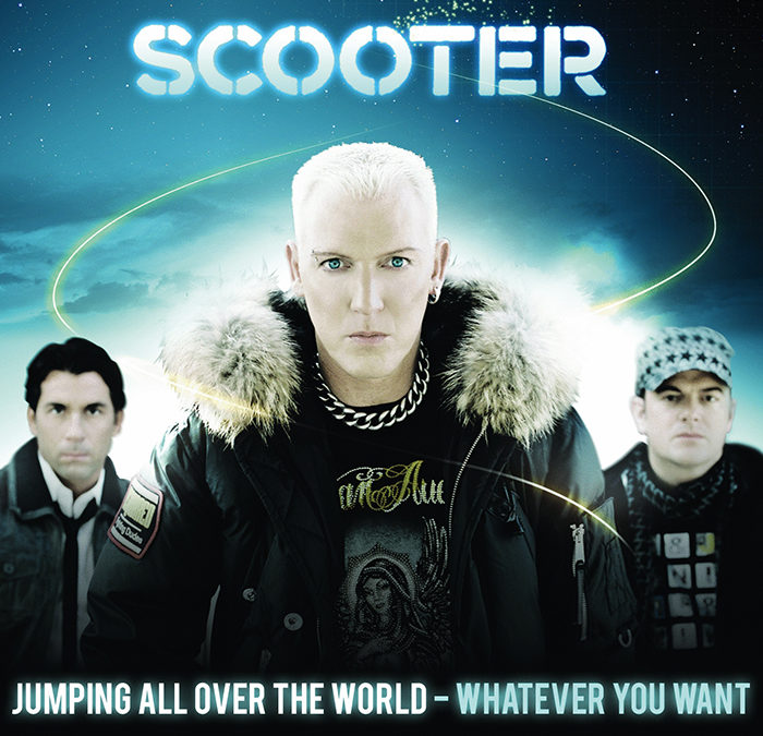 Jumping All Over The World – Whatever You Want (UK)
