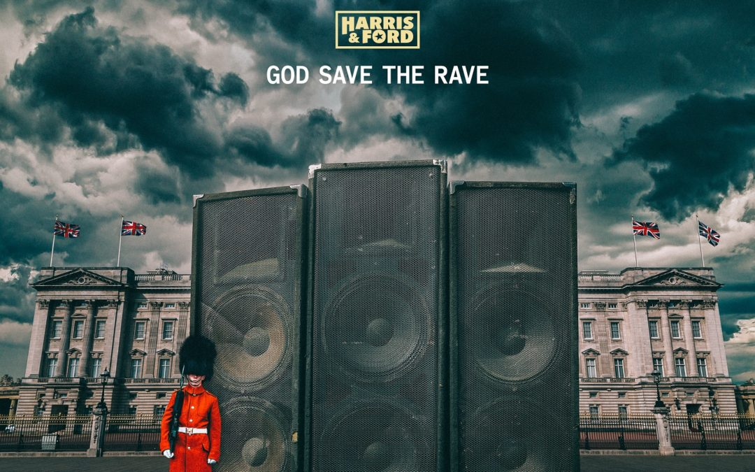 Scooter & Harris & Ford – GOD SAVE THE RAVE